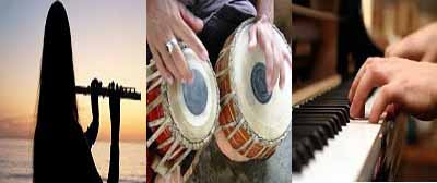 Learn how to play Indian Hindustani classical music instruments online carnatic musical instruments training
